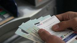 Tiền gửi của người dân trong tài khoản thanh toán giảm mạnh
