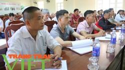Hội Nông dân Sơn La: Đào tạo nông dân thành tập huấn viên