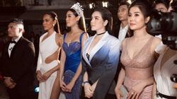 """Hoa hậu Khánh Vân lần đầu gặp mặt Lý Nhã Kỳ đã """"mơ tưởng"""" được tặng kim cương"""