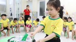 Hà Nội: Hơn 1 triệu trẻ mẫu giáo và học sinh tiểu học thụ hưởng Sữa học đường