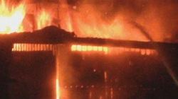 Nóng: 2 cháu bé bị bỏng khắp cơ thể sau nghi án phóng hỏa