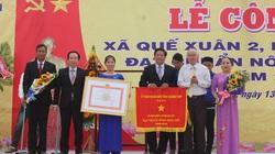 Xây dựng nông thôn mới Quảng Nam: Quế Xuân 2 tiến chắc, thắng chắc