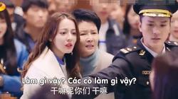 Hạnh phúc trong tầm tay tập 13: Mẹ con Địch Lệ Nhiệt Ba bị anti-fan bao vây, miệt thị