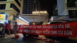 Bộ Xây dựng chuyển đơn kiến nghị của cư dân Green Pearl về TP Hà Nội