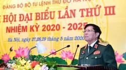 Đại tướng Ngô Xuân Lịch nói về xây dựng cán bộ Bộ Tư lệnh Thủ đô trong tình hình mới