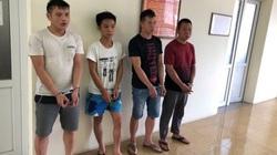 Nhóm người Trung Quốc trộm xuyên Việt