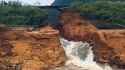 Vỡ đập Đầm Thìn ở Phú Thọ: Nguy cơ đã được báo trước