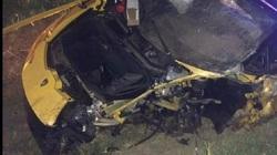 Dính tai nạn kinh hồn, cựu cầu thủ Chelsea thoát chết khó tin