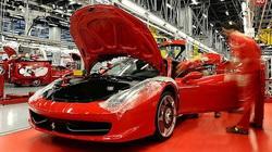Ferrari xét nghiệm kháng thể Covid-19 với 95% nhân viên trước khi mở cửa nhà máy
