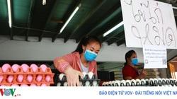 Thái Lan cho phép xuất khẩu trứng gà trở lại