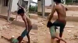 Người cha đánh con nhỏ tàn nhẫn ở Sóc Trăng có thể bị xử lý tội giết người?