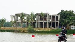 Dự án phá vỡ cảnh quan sông Hương: Tháo dỡ nhiều hạng mục sai phạm