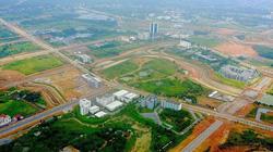 Siêu đô thị Hòa Lạc được phê duyệt quy hoạch tỷ lệ 1/10.000