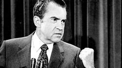 Tiết lộ mối quan hệ bí mật của Tổng thống Richard Nixon với Mafia