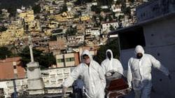 Brazil trở thành quốc gia có số người mắc Covid-19 cao thứ 2 thế giới