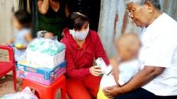 Bé gái 6 tuổi bị cha bạo hành, 2 em nhỏ phải về quê ngoại