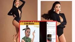 """Tình cũ Kim Lý khó chịu vì bị ê-kíp The Face Vietnam """"đào bới"""" quá khứ"""