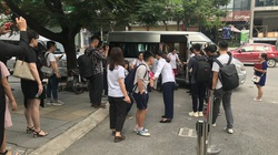 Đề xuất ưu tiên xe chở học sinh khi tham gia giao thông
