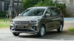 Giá Suzuki Ertiga đang được giảm tới 50 triệu đồng