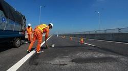 Bộ GTVT lập tổ giám định hư hỏng tại cao tốc Đà Nẵng - Quảng Ngãi