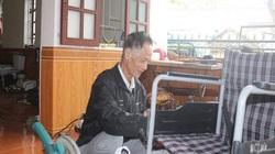 Chuyện về cựu binh chuyên mua, sửa chữa xe lăn cũ tặng người nghèo