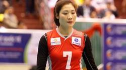 Hoa khôi bóng chuyền Phạm Thị Yến: Trung tá tuổi 35 vẫn lẻ bóng đi về