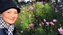 Diễn viên Kiều Trinh khoe vườn 5.000m2 trồng hồng ngoại, nuôi cá