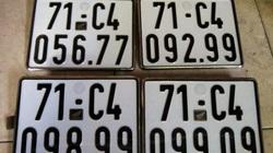 Đấu giá biển số xe đẹp, mức giá bao nhiêu cho vừa?