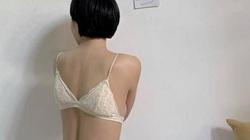 Nữ sinh Buôn Mê Thuột gây tò mò trên Instagram khi thử mốt áo lót ngược