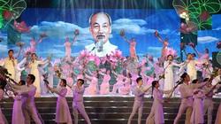 Chương trình nghệ thuật đặc biệt kỷ niệm 130 năm ngày sinh Chủ tịch Hồ Chí Minh
