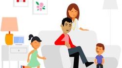 """Những bảo bối giải cứu cha mẹ khỏi """"đau đầu"""" khi ở nhà cùng con"""