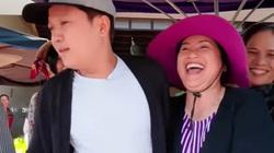 Trường Giang bị cả trăm người chen lấn khiến chợ miền Tây náo loạn