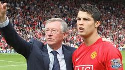 Cristiano Ronaldo từng nổi điên vì một luật lệ của Sir Alex ở M.U