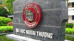Trường Đại học Ngoại thương tiếp tục điều chỉnh phương án tuyển sinh