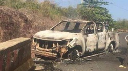 Vụ thi thể cháy đen trong xe ô tô: Chuẩn bị hậu sự cho bí thư xã