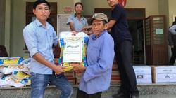 Dịch Covid-19: Báo Dân Việt trao quà cho nông dân khó khăn xứ Quảng