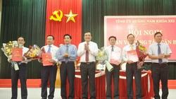 2 GĐ Sở nào được vào Ban Chấp hành Đảng bộ Quảng Nam?