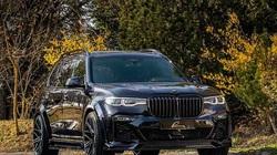 BMW X7 hầm hố hơn với gói nâng cấp từ Lumma Design