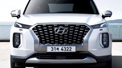 SUV cỡ lớn Hyundai Palisade có thêm phiên bản cao cấp Calligraphy