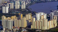 Mùa dịch Covid-19, giá căn hộ chung cư vẫn tăng nhẹ