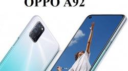 """Công bố Oppo A92 với pin """"khủng"""" và 4 camera sau 48MP"""