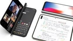 iPhone mới sẽ dùng pin linh hoạt, và iPad có màn hình gập lại