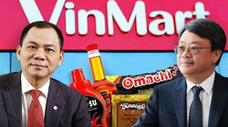 Sang tay VinMart, tỷ phú Phạm Nhật Vượng thu 8.500 tỷ, Masan báo lỗ