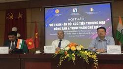 Nông sản Việt và thị trường 1,4 tỷ dân