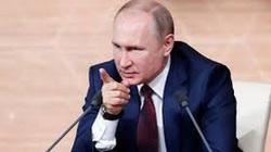 """Putin: """"Đoán làm gì, hãy chờ xem!"""""""