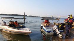 Khẩn trương tìm 5 người mất tích trong vụ chìm ghe ở Quảng Nam