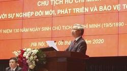 Ông Trần Quốc Vượng nói về quyết tâm xây dựng, chỉnh đốn Đảng