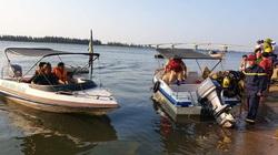 Vụ chìm ghe trên sông Thu Bồn: Tăng cường biện pháp tìm kiếm nạn nhân mất tích