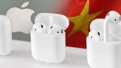 Tại sao Apple lại muốn sản xuất tai nghe không dây Airpods ở Việt Nam?