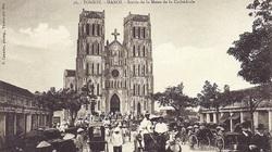 Ngắm loạt nhà thờ tráng lệ ở Việt Nam thời thuộc địa